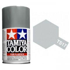 Tamiya Colour Spray Paint (100ml) - Gloss Aluminum