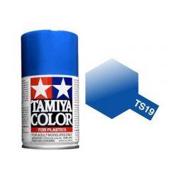 Tamiya Colour Spray Paint (100ml) - Metallic Blue