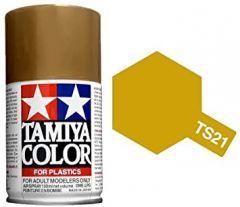 Tamiya Colour Spray Paint (100ml) - Gold