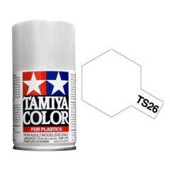 Tamiya Colour Spray Paint (100ml) - Pure White