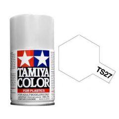Tamiya Colour Spray Paint (100ml) - Matt White
