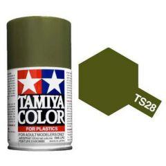 Tamiya Colour Spray Paint (100ml) - Olive Drab 2