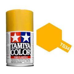 Tamiya Colour Spray Paint (100ml) - Camel Yellow