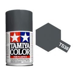 Tamiya Colour Spray Paint (100ml) - Gun Metal
