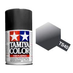 Tamiya Colour Spray Paint (100ml) - Metallic Black