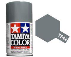 Tamiya Colour Spray Paint (100ml) - Light Gun Metal