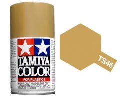 Tamiya Colour Spray Paint (100ml) - Light Sand