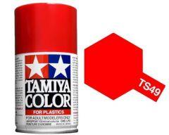 Tamiya Colour Spray Paint (100ml) - Bright Red
