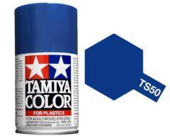 Tamiya Colour Spray Paint (100ml) - Mica Blue