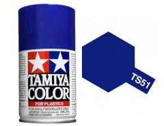 Tamiya Colour Spray Paint (100ml) - Racing Blue