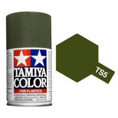 Tamiya Colour Spray Paint (100ml) - Olive Drab