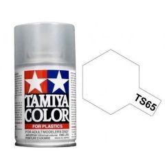 Tamiya Colour Spray Paint (100ml) - Pearl Clear
