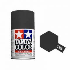 Tamiya Colour Spray Paint (100ml) - Matt Black