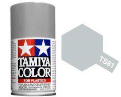 Tamiya Colour Spray Paint (100ml) - Royal Light Grey