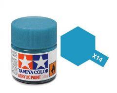 Tamiya Acrylic Gloss Paint (10ml) - Sky Blue