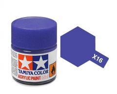 Tamiya Acrylic Gloss Paint (10ml) - Purple