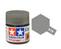 Tamiya Acrylic Gloss Paint (10ml) - Smoke