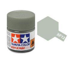 Tamiya Acrylic Flat Paint (10ml) - J.n. Grey