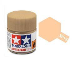 Tamiya Acrylic Flat Paint (10ml) - Flat Flesh