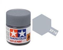Tamiya Acrylic Flat Paint (10ml) - Sky Grey