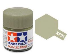 Tamiya Acrylic Flat Paint (10ml) - Sky