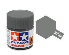 Tamiya Acrylic Flat Paint (10ml) - Rlm Grey