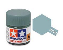 Tamiya Acrylic Flat Paint (10ml) - Light Blue