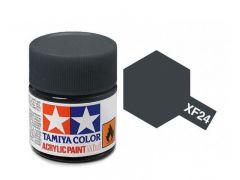 Tamiya Acrylic Flat Paint (10ml) - Dark Grey