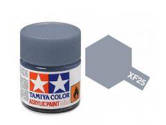 Tamiya Acrylic Flat Paint (10ml) - Light Sea Grey