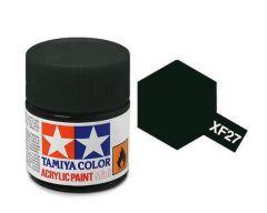 Tamiya Acrylic Flat Paint (10ml) - Black Green