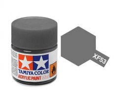 Tamiya Acrylic Flat Paint (10ml) - Neutral Grey