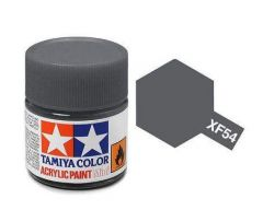 Tamiya Acrylic Flat Paint (10ml) - Dark Sea Grey