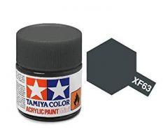 Tamiya Acrylic Flat Paint (10ml) - German Grey