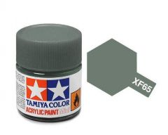 Tamiya Acrylic Flat Paint (10ml) - Field Grey