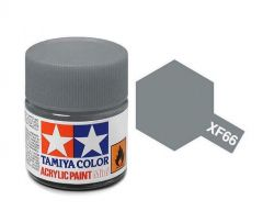 Tamiya Acrylic Flat Paint (10ml) - Light Grey