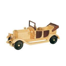 Wooden Rolls Royce - Plan