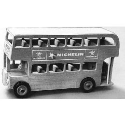 Double Decker Bus - Plan