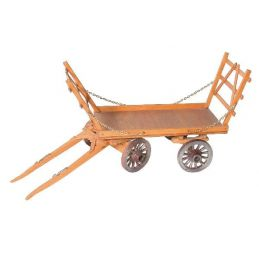 Model Hay Cart Plan - Easy To Build Plan