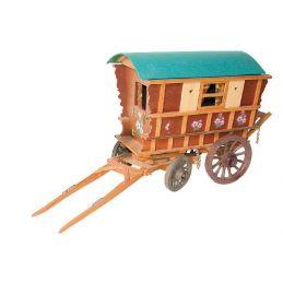 Model Romany Caravan