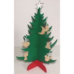 Christmas Tree and Decorations Plan