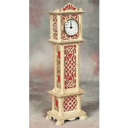 Miniature Grandfather Clock Plan