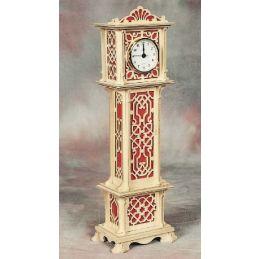 Miniature Grandfather Clock Plan