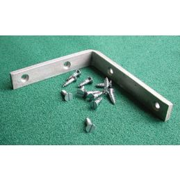 Angle Brackets - Screws (12)