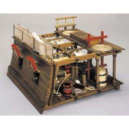 Mantua Models Battle Station Diorama Kit