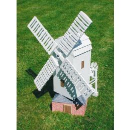 Post Windmill Plans