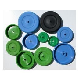 Wheel Tech Plastic Toy Wheels - 6 X 37mm