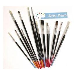 Economy Paint Brush Set of 15