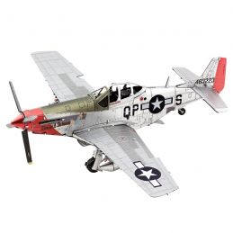 Metal Earth P-51D Mustang Sweet Arlene