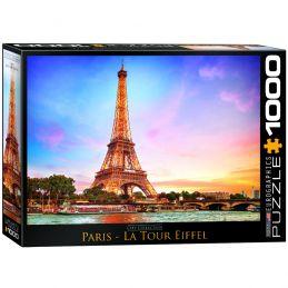 Eurographics Paris La Tour Eiffel 1000 Piece Jigsaw