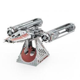 Metal Earth Star Wars Zorii Y-Wing Fighter Kit